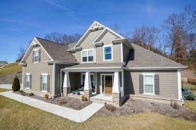 Chattanooga Single Family Home For Sale: 1347 Bridgeview Dr