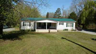 Decatur Single Family Home For Sale: 5471 Cottonport Road