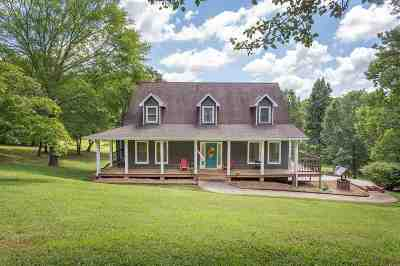 Riceville Single Family Home For Sale: 169 County Road 721
