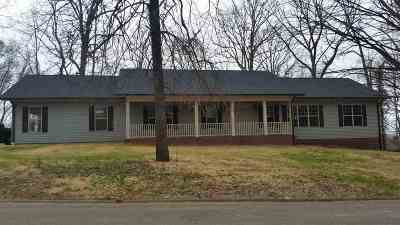 Single Family Home For Sale: 572 Hunter Trail NE
