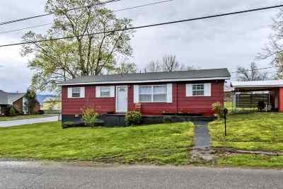 Etowah Single Family Home For Sale: 201 2nd Street