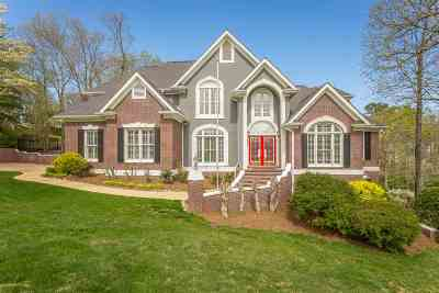 Chattanooga Single Family Home For Sale: 711 Sunset Mountain Drive