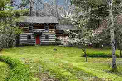 Spring City Single Family Home Contingency 48hr (+/-): 790 Mars Hill Road