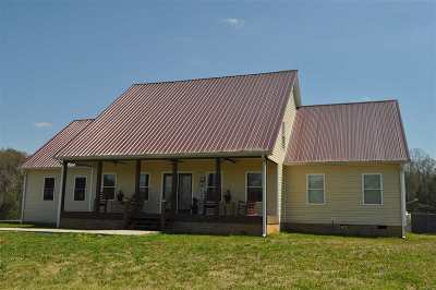 Riceville Single Family Home For Sale: 155 County Road 752