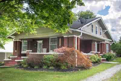 Sweetwater Single Family Home For Sale: 1223 Main St N