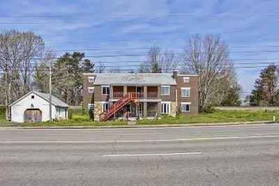 Single Family Home For Sale: 313 Amhurst N #HWY 411
