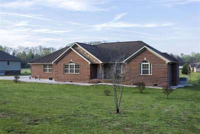 Dayton Single Family Home Contingent: 2492 Double S Road