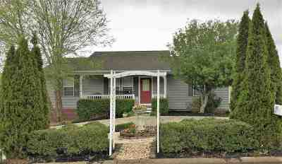 Charleston Single Family Home Contingent: 204 Mustang Dr NW