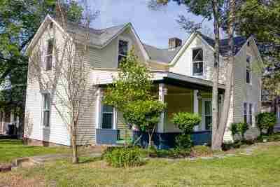 Etowah Single Family Home For Sale: Seventh Street