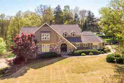 Chattanooga Single Family Home For Sale: 528 Picture Ridge Drive