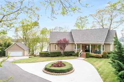 Birchwood Single Family Home Contingent: 4803 Wind Bluff Circle