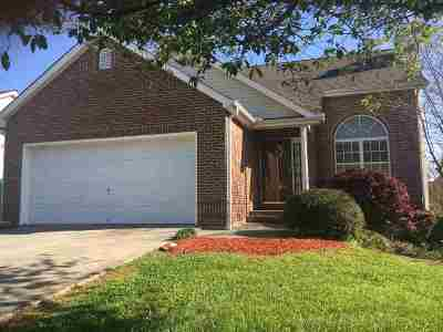 Athens Single Family Home Contingent: 277 Fyke Drive