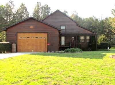 Benton Single Family Home For Sale: 151 Rivers Edge Ln
