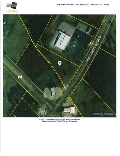 Meigs County Residential Lots & Land For Sale: Highway 58