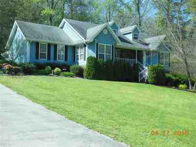 Athens Single Family Home Contingency 48hr (+/-): 119 County Road 452
