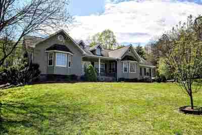 Spring City Single Family Home For Sale: 820 Payne Lane