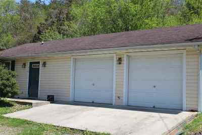 Cleveland Single Family Home Contingent: 810 Tennessee Nursery Road