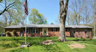 Cleveland Single Family Home For Sale: 2912 Pleasant Grove Place SW