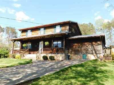 Athens Single Family Home For Sale: 423 Benson Drive