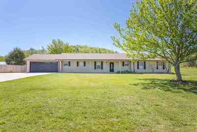 Athens Single Family Home For Sale: 480 Highway 307 E