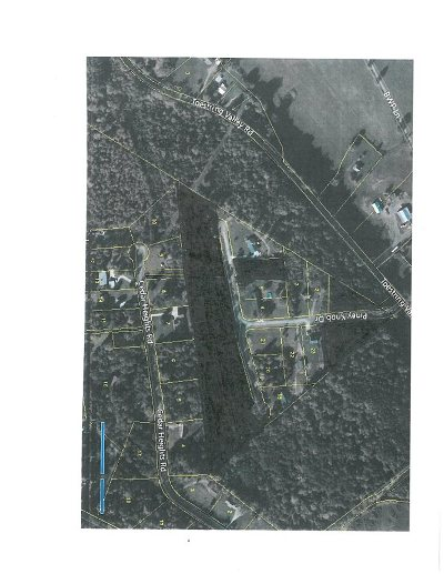 Rhea County Residential Lots & Land For Sale: Lots 6,8-18 Piney View Drive #Lots 1,2