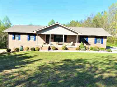 Etowah Single Family Home For Sale: 197 County Road 790
