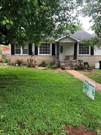 Athens Single Family Home For Sale: 1021 Jones St