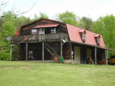 Madisonville Single Family Home For Sale: 233 Sleepy Valley