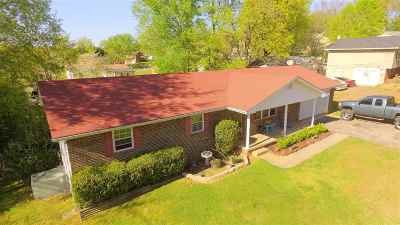 Etowah Single Family Home For Sale: 1100 Greenway Lane