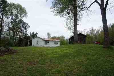 Etowah TN Single Family Home For Sale: $70,000