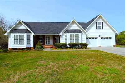 Decatur Single Family Home For Sale: 640 Hiwassee Drive