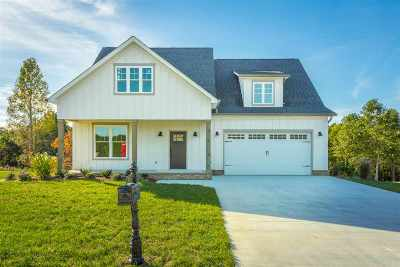 Single Family Home Contingent: 876 Equestrian Drive