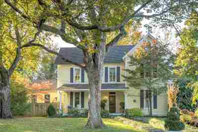 Cleveland Single Family Home For Sale: 1007 Harrison Pike NW