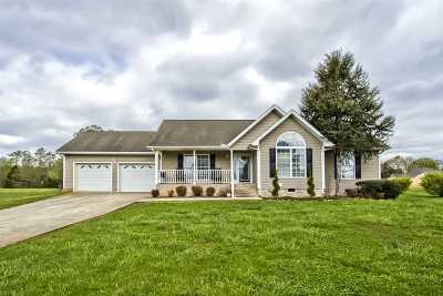 Georgetown Single Family Home Contingent: 11701 Highway 58