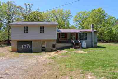 Old Fort Single Family Home For Sale: 170 Washboard Road SE