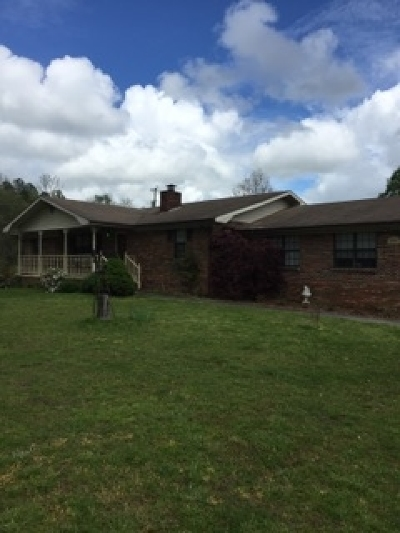 Decatur Single Family Home For Sale: 344 County Road 189
