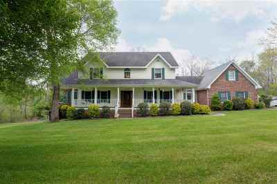 Dayton Single Family Home For Sale: 443 Tigues Creek Road
