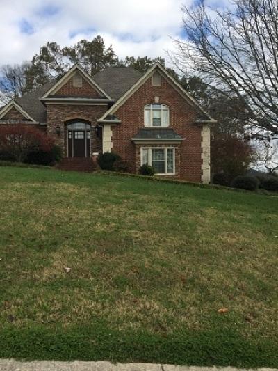 Cleveland Single Family Home For Sale: 192 Bartlett Circle NE