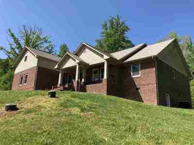 Tellico Plains Single Family Home For Sale: 180 Powdermill Drive