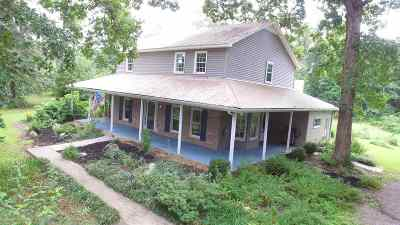 Riceville Single Family Home For Sale: 363 County Road 51