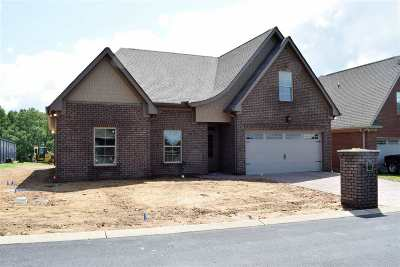 Englewood Single Family Home Contingent: Lot 76a Zion Cove Lane