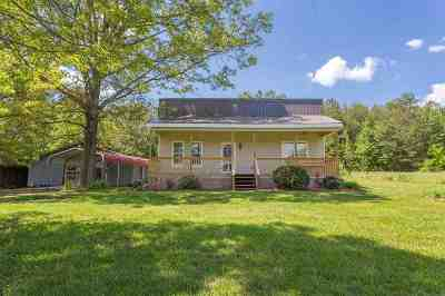 Calhoun Single Family Home Contingent: 483 Chestuee Road