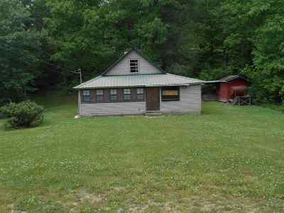 Tellico Plains Single Family Home For Sale: 363 McJunkin Road