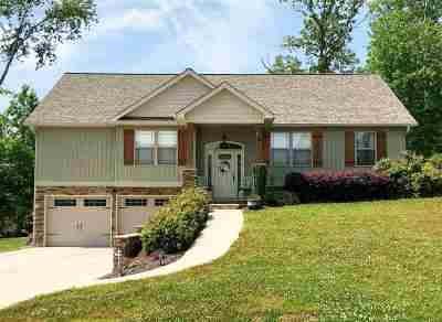 Silver Springs Single Family Home For Sale: 185 Silver Springs Trail