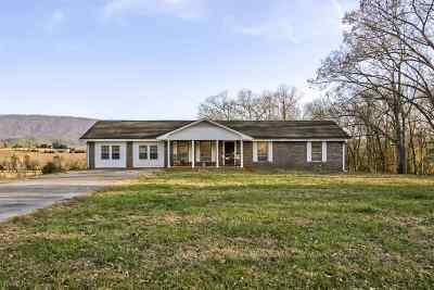 Etowah Single Family Home For Sale: 529 County Road 804