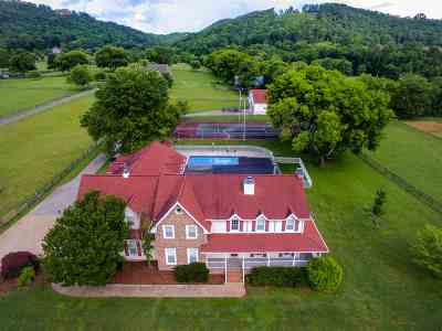 Ooltewah Single Family Home For Sale: 2128 Ooltewah Ringgold Road