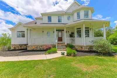 Charleston Single Family Home For Sale: 457 River Point Circle NE
