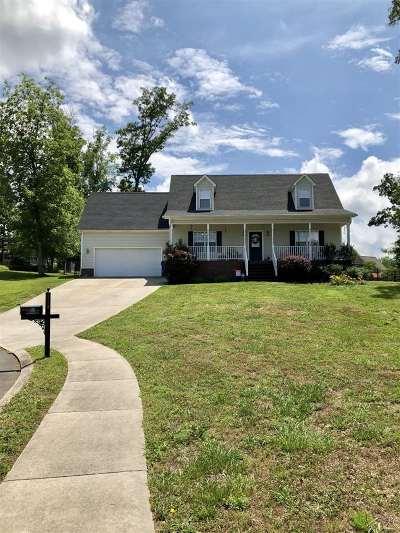 Benwood Single Family Home For Sale: 116 Elizabeth Way NE