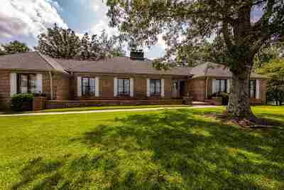 Single Family Home For Sale: 1110 County Road 550