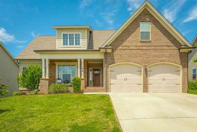 Ooltewah Single Family Home Contingent: 8433 Gracie Mac Ln